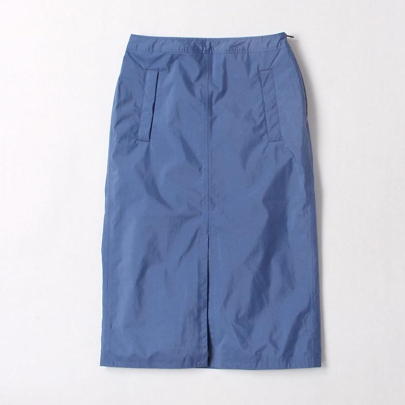 レディース AIGLE for ADAM ET ROPEレインスカート ブルー